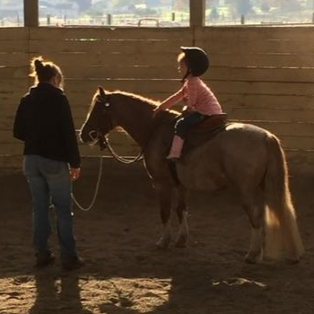Matney Cook Riding Lessons